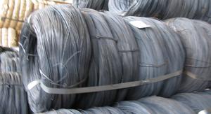 Проволока вязальная 6 ГОСТ 3282-74 термообработанная черная (ТОЧ)