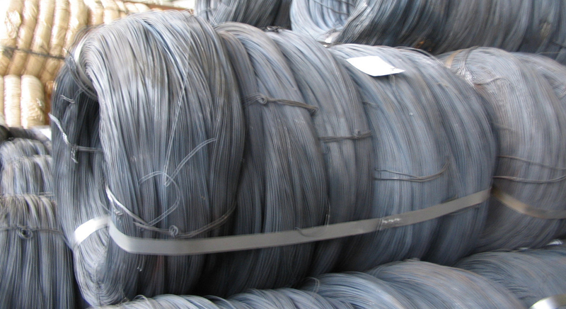 Проволока вязальная 1,2 ГОСТ 3282-74 термообработанная черная (ТОЧ)
